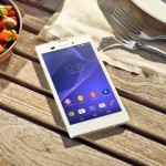 Sony a anunțat lansarea celui mai subțire smartphone de 5.3 inch din lume