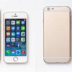 Cele mai noi imagini cu iPhone 6 !