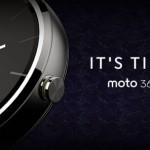 Află ultimele informații despre Moto 360