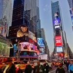 Miercuri se va inaugura un ecran gigant în Time Square