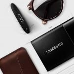 Cu SSD-ul T1 de la Samsung transferi un film de 3GB în 8 secunde