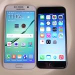 TEST: Rezistă sau nu iPhone 6 şi Galaxy S6 la testul apei clocotite?