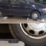 O soluție inteligentă pentru autoturismele parcate ilegal