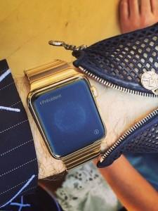 karl-lagerfeld-gold-apple-watch
