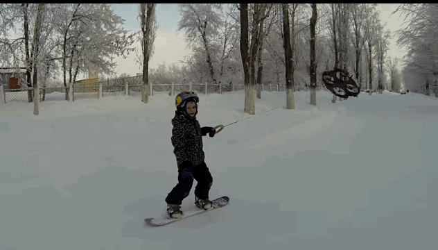droneboarding