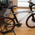 Wow! Le Super Bike este prima bicicletă SMART ce are integrat un device cu Android