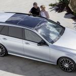 Din altă Galaxie! Vezi cum arată noul Mercedes-Benz E400