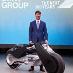 WOW! Vezi cum arată ultima motocicletă prezentată de BMW