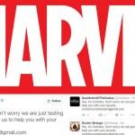 Echipa OurMine a compromis conturile de Twitter de la Marvel Entertainment