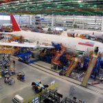 Producția de avioane Boeing a fost întreruptă de… un virus!