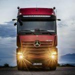 Mercedes-Benz Actros, noul rege al șoselelor