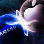 Apple îngrijorați de succesul celor de la Samsung