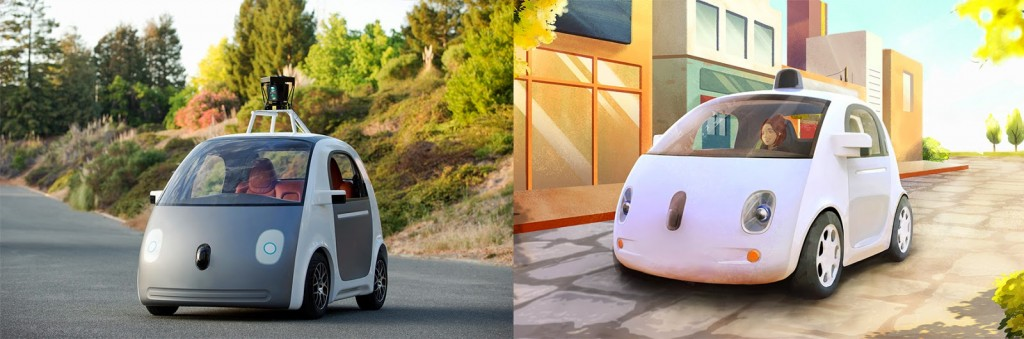 Google-self-car
