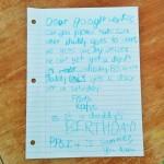 Viralul săptămânii! O fetița a scris o scrisoare către Google, vezi ce i-au răspuns aceștia
