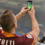 Vezi aici celebrul selfie realizat de Francesco Totti
