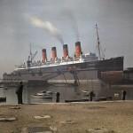 Urmărește o colecție rară de fotografii color din Anglia anului 1928