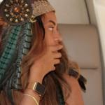 Beyoncé poartă un ceas de aur pe care tu nu îl poți cumpăra