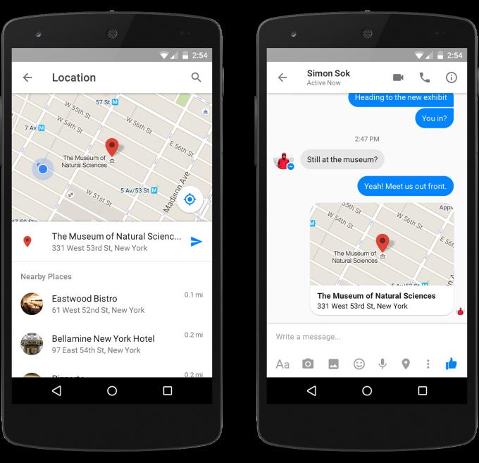 locatie-aplicatie-facebook-messenger