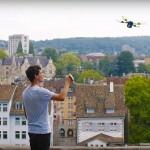 Cu această dronă faci selfie-uri ca un maestru