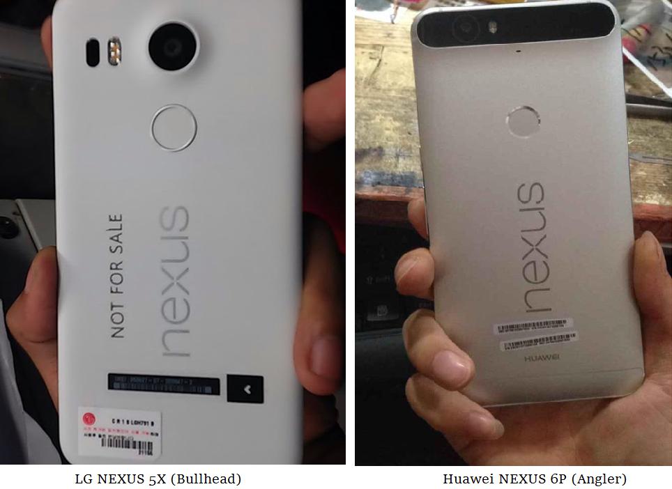 NEXUS-LG-5X&Huawei6P