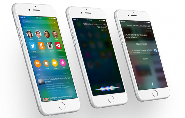 ios 9 iphone 6