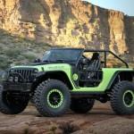 Vezi cum arată ultima serie de concepte a producătorului legendar de autovehicule off-road Jeep