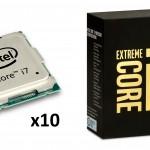 Intel prezintă primul procesor cu 10 nuclee dedicat PC-urilor tradiționale