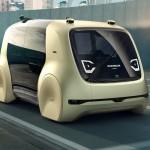 SEDRIC – Primul autoturism electric complet autonom de la Volkswagen