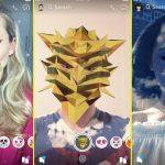 Vezi cum arată cele mai noi filtre Snapchat
